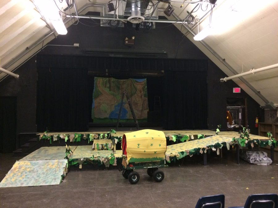 Uni Fine Arts presents Wind in the Willows