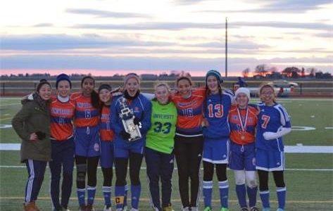 Girls soccer team kicks up victories