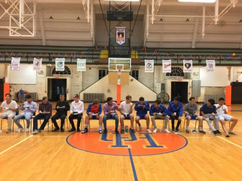 Uni High boys soccer season summary and Senior Night