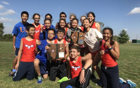 Subbie cross country teams go to State