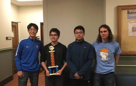 Uni's Scholastic Bowl team win state championship tournament