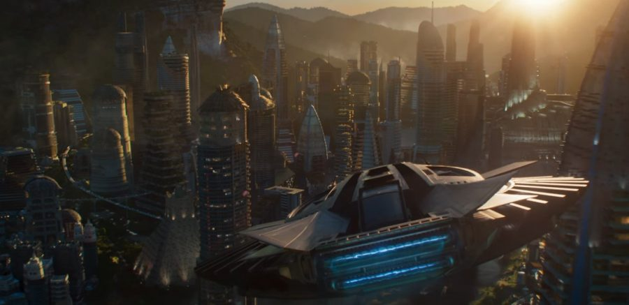 Black+Panther+review%3A+An+intricate+Afrofuturist+masterclass+in+worldbuilding
