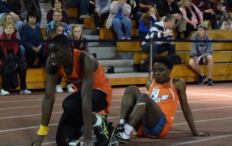 Uni High track team had a runderful meet