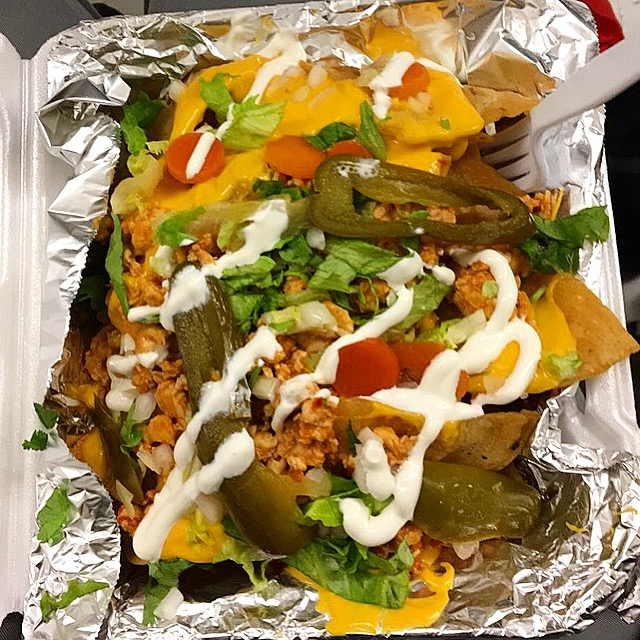 Juanito's Tacos food truck review