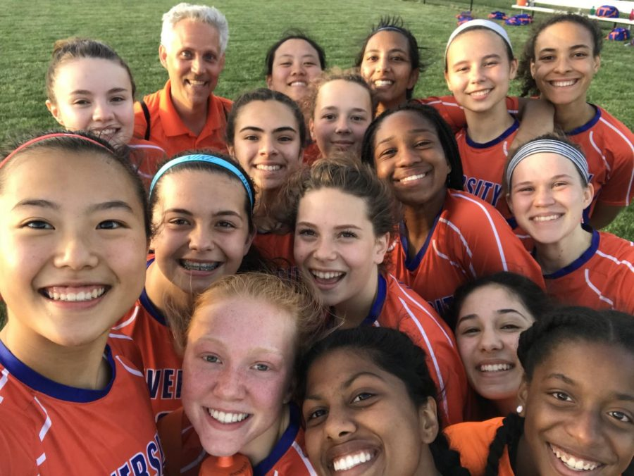 Girls+soccer+season+comes+to+an+end