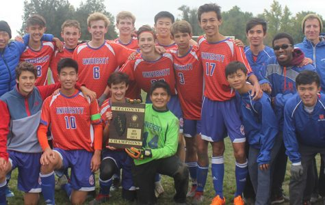 Boys soccer season summary