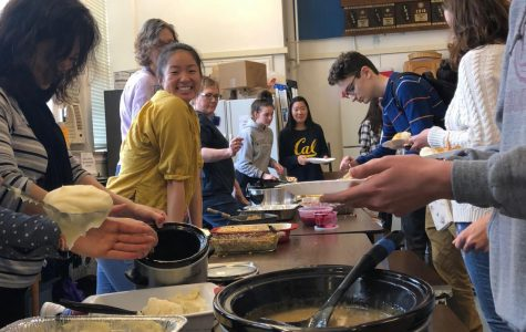 Thanksgiving food sale raises money for local food pantry