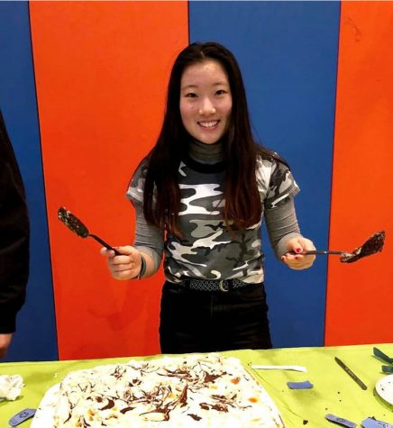 Students rise to the occasion in Habitat bake-off