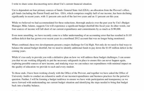 Uni's million-dollar debt: the struggle to understand & fix it
