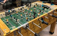 Navigation to Story: Foosball at Uni