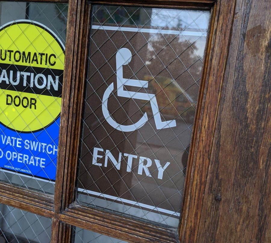 Students with disabilities face challenges navigating Uni